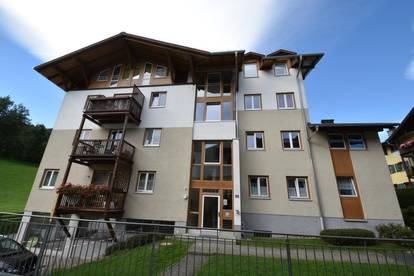Geförderte 2-Zimmerwohnung mit hoher Wohnbeihilfe mit Bakon und Carport
