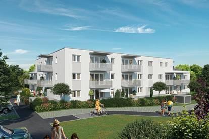 NEUBAU: Tolle 4 Zimmer Dachterrassenwohnung in Neumarkt am Wallersee