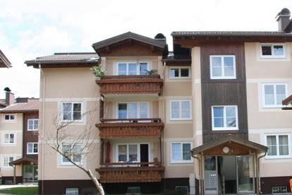 4-Zimmer Dachgeschoßwohnung in Abtenau mit Garagenplatz