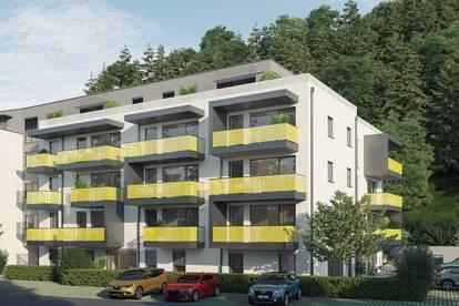 NEUBAU: 4-Zimmer Eigentumswohnung mit Garten - hohe Wohnbauförderung