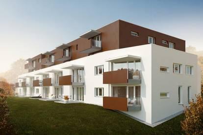 3-Zimmer Neubauwohnung in Schwarzach i. Pg.