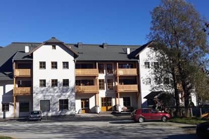 FAMILIENWOHNEN! Gemütliche, geförderte 4-Zimmerwohnung mit Balkon in Mauterndorf! Mit hoher Wohnbeihilfe