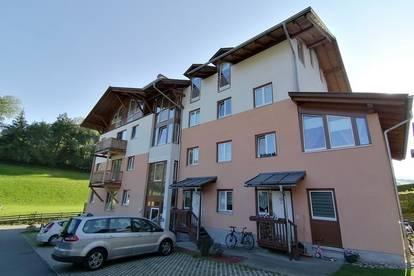 2-Zimmerwohnung mit hoher Wohnbeihilfe oder Mietzinsminderung mit Balkon