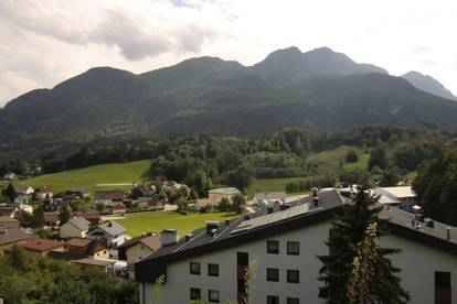 Kleine Wohnung mit wunderschönem Ausblick in Bad Ischl!