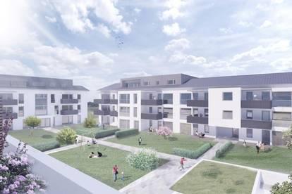 ERSTBEZUG! 3-Zimmer Eigentumswohnung mit großer Dachterrasse in attraktiver Randlage von Bad Ischl!