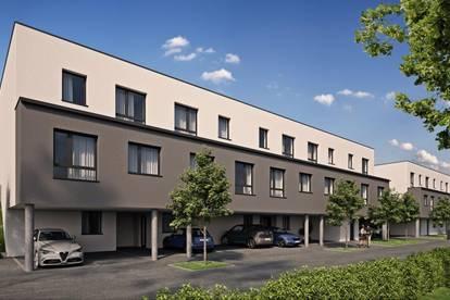 LANDSCAPE-REIHENHAUS H7 - alles unter einem Dache - mit Keller u. 2 Pkw-Abstellplätzen