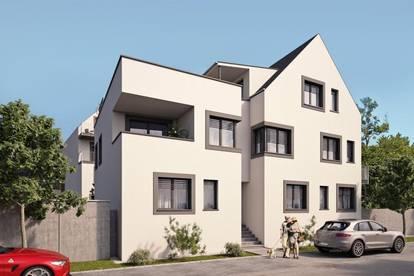 Am Donaustrand wohnen - Stadtwohnung mit kleinem Garten inkl. Smart-Home - Top 9