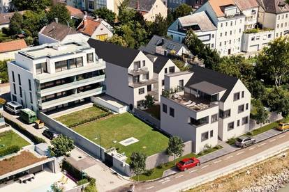 ANLEGERWOHNUNG TOP 2 in 1A-Lage am Linzer Donaustrand