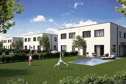 EINFAMILIENHAUS - SINNESREICH - H4 inkl. 2 Pkw-Abstellplätzen und großer Gartenfläche