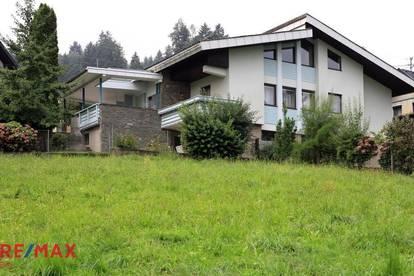Einfamilienhaus in traumhafter Aussichtslage