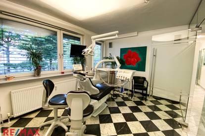 Zahnarztpraxis und Zahntechnisches Labor, Praxis oder Büro in toller Lage