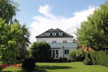 Stilvolle Villa im Klagenfurter Stadtzentrum