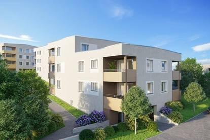 NEUBAU: Leistbar - Gefördert - Wohnenswert - Ihre provisionsfreie Neubauwohnung mit Garten
