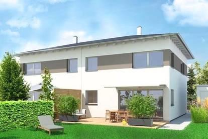 Wohnen im Grünen - Doppelhaushälfte in Schleißheim