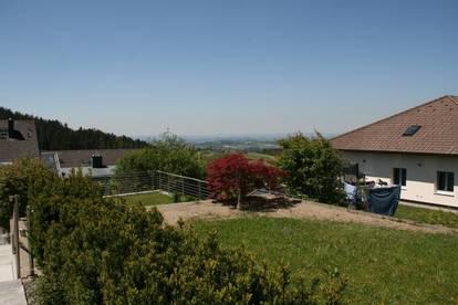 Gartenwohnung in Top-Aussichtslage