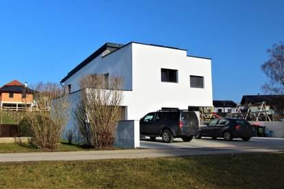 Gerade fertiggestelltes Wohnhaus in sonniger Lage - Redleiten!
