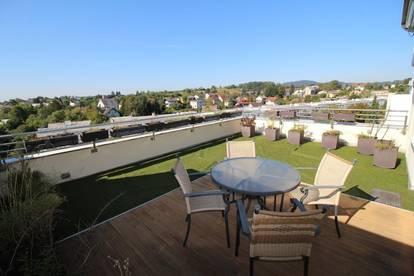 Dachgeschosswohnung mit wunderschöner Terrasse
