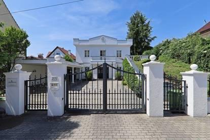 Exklusives Wohn- und Bürohaus bzw. Ordination in Linz/Urfahr