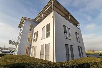 Modernes Bürogebäude mit hoher Rendite