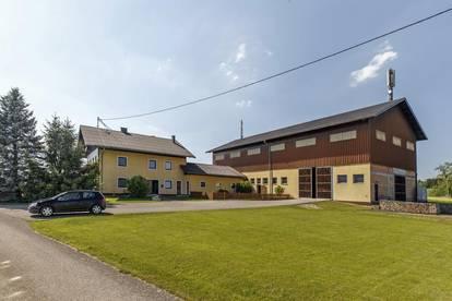 Vielseitig nutzbares Gebäude - 800 m² Nutzfläche