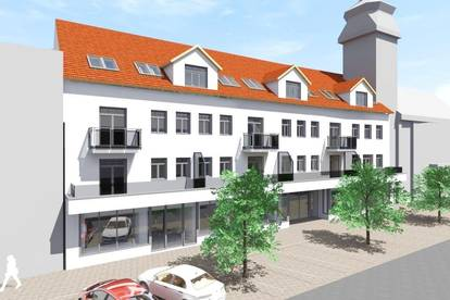 Hausruckpassage - Moderne Geschäftsflächen im Zentrum