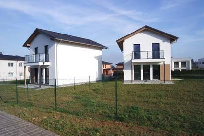 Erstbezug eines schlüsselfertiges Einfamilienhauses in schöner Aussichtslage