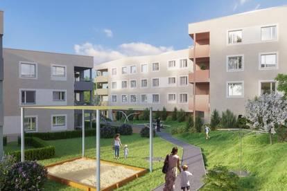 NEUBAU: Attraktiv - Leistbar - Wohnenswert - Eigentumswohnung in TOP-Lage *provisionsfrei & gefördert*