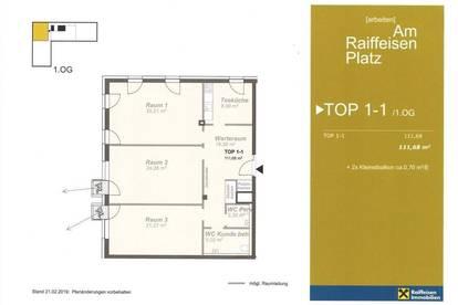 """Am Raiffeisen Platz"" - Gruppenpraxis Ord.1"