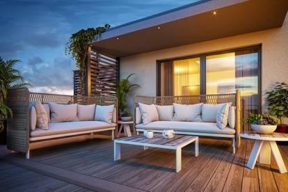 Penthousewohnung - Top 13 - Projekt Fountain Suites