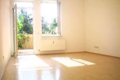 Gepflegte Kleinwohnung mit Balkon für Single