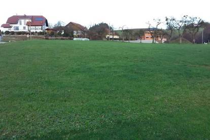 Baugrund in Mitterndorf