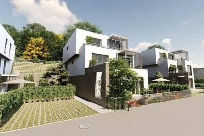 Exklusive Wohnung mit Garten