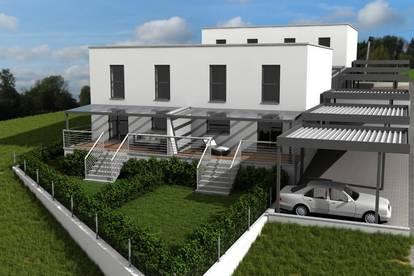 Doppelwohnhäuser Puchenau mit Donaublick - Top 3