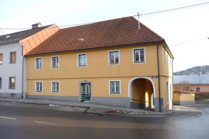Markthaus mit vielseitigen Nutzungsmöglichkeiten