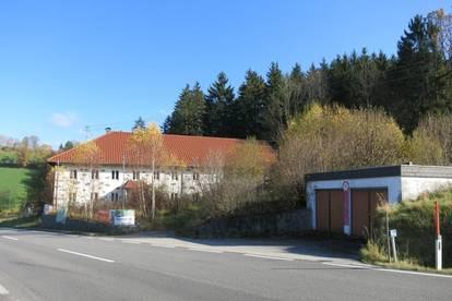 Gebäude für Handwerker und Start-ups