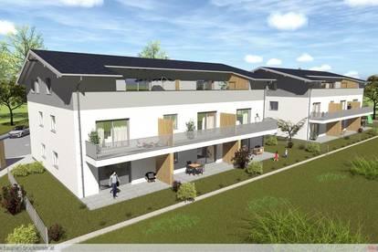 4 Zimmer Neubauwohnung in Mattighofen - TOP 9