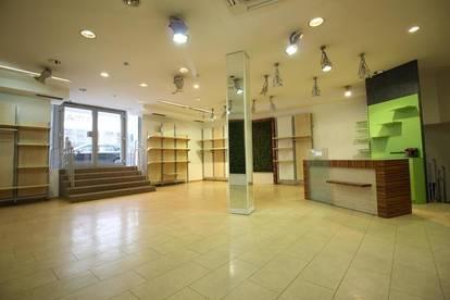 Ideenreiche Geschäftsfläche an der Begegnungszone in Ried im Innkreis