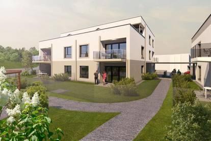 Neu im Angebot - sonnige 3-Zimmer-Eckwohnung mit Eigengarten