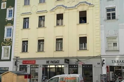 attraktive 3-Zimmer-Mietwohnung im Stadtzentrum