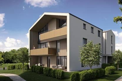 Wohnen am Attersee - sonnige 2-Zimmer-Neubauwohnung mit Eigengarten - Top 08