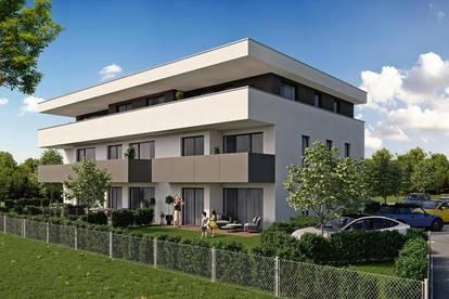 Gut geschnittene 3-Zimmer-Dachgeschoßwohnung mit 33 m² Terrasse