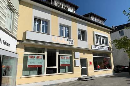 Geschäftsfläche in Top-Lage gegenüber Einkaufszentrum Weberzeile Ried/I.