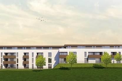 ERSTBEZUG - hochwertige 2-Zimmer Mietwohnung mit Balkon