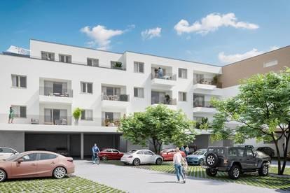 Geräumige Neubau-Eigentumswohnung im 2.OG mit Balkon - Top05