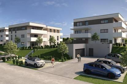Geförderte Dachgeschoßwohnung mit ca. 28 m² Balkon - Top 10/4