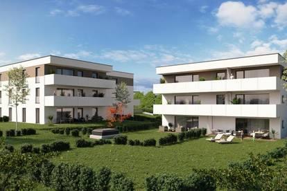Sonnige Etagenwohnung mit großem Balkon - Top 4a