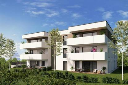 Südwestseitig ausgerichtete 3-Zimmer-Etagenwohnung mit großem Balkon - Top6/4