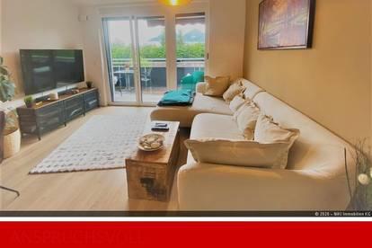 NEUwertige 3 Zimmer Wohnung in Wals inkl. TG- Platz