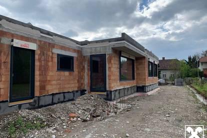 Ihr Haus ist bis Mai für Sie fertig gebaut!
