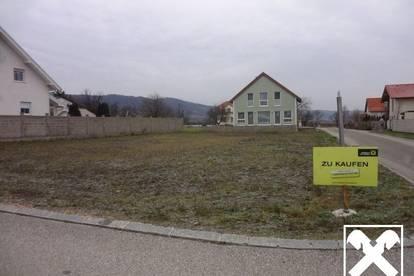 Eckgrundstück in Donnerskirchen! Top Siedlungslage!